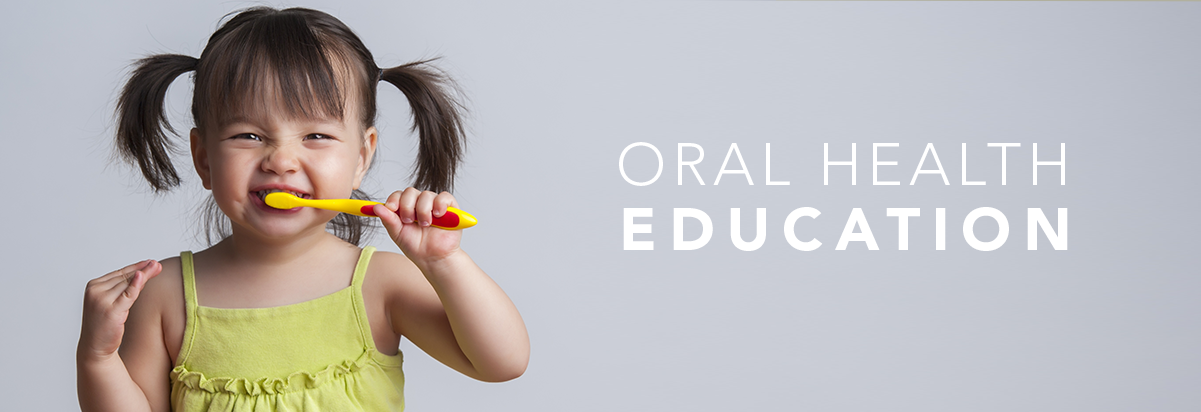 Oral Health Education American Academy Of Pediatrics California Chapter 3