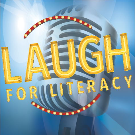 Laugh for Literacy - Sept 7, 2019